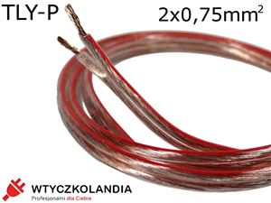 KABEL TLY-P 2X0,75MM2 -  2353